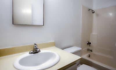 Bathroom, Heritage Park Senior Living 55+, 2