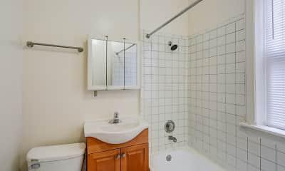 Bathroom, 1548 Juneway Terrace, 2