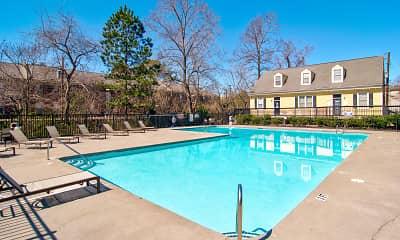 Pool, Audubon Briarcliff, 1
