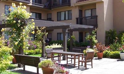 Building, Magnolia Plaza Apartments, 0