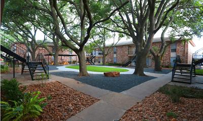 Playground, Monticello Square, 0