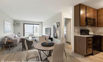 Dining Room, Ballantrae Apartments, 0