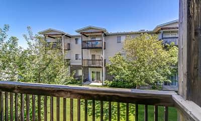 Patio / Deck, North Pointe Apartment Homes, 2