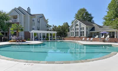 Pool, Village At Lake Wylie, 1