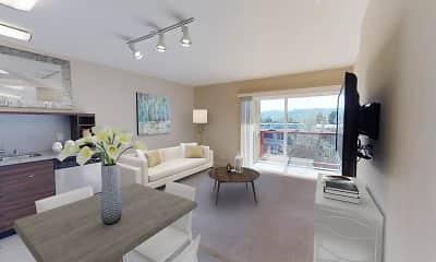 Living Room, CitySouth, 0