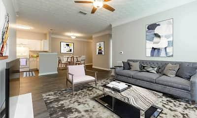 Living Room, Wellington Ridge, 1
