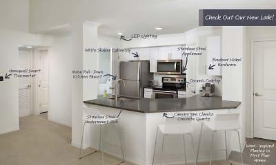 Kitchen, Camden Bay, 1