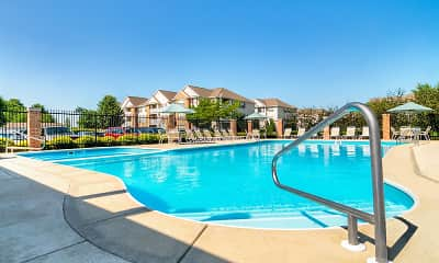 Pool, Creekside At Meadowbrook, 2