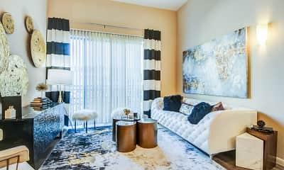 Living Room, Olympus Boulevard, 1