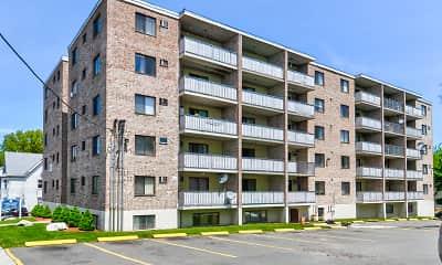 Building, Parkwood Drive Apartments, 2