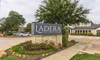 Community Signage, Ladera, 0