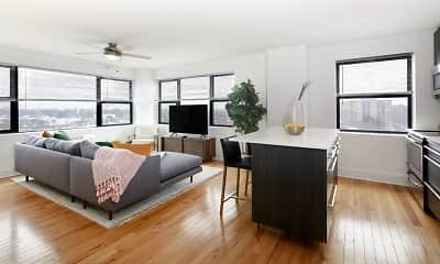 Living Room, Rittenhouse Hill, 1