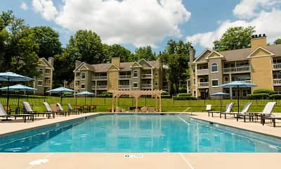 Pool, Madison Glen Mills, 1