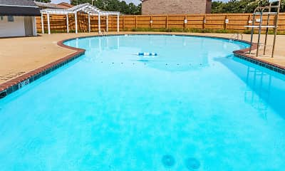 Pool, Patriot Pointe Apartments, 0