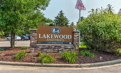 Community Signage, Lakewood, 2