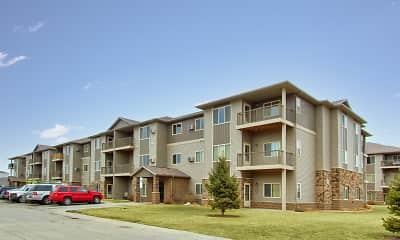 Building, Urban View Apartments, 1