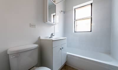 Bathroom, 5040 W Quincy, 2