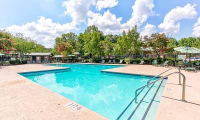 Pool, North Bluff Apartments, 1