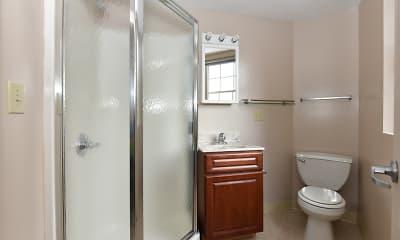 Bathroom, Burnham Rentals - Third & Dunn, 2