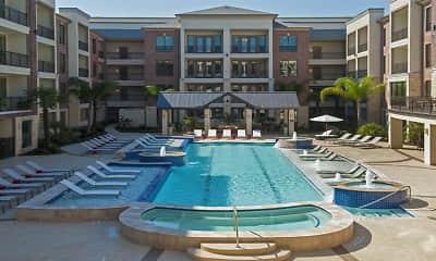 Pool, Telfair Lofts, 0