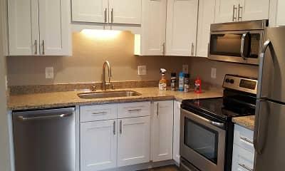 Kitchen, Hillcrest View, 0