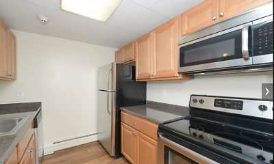 Kitchen, Shorewood Apartments, 0