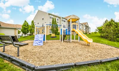 Playground, Fairway Vista Apartments, 1