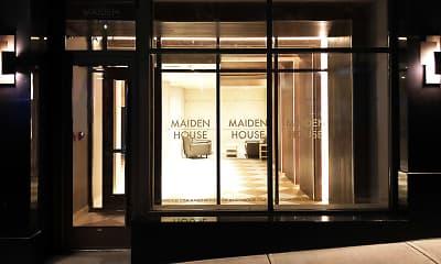 Maiden House, 0