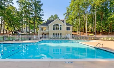 Pool, Regency Park Apartment Homes, 1