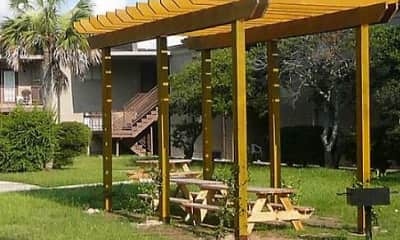 Patio / Deck, New Summer Grove Apartments, 0