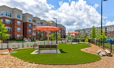 Recreation Area, V & Three, 2