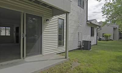 Patio / Deck, Hidden Brook Apartment Homes, 2