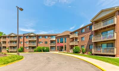 Building, Lakewood Hills Apartments, 0