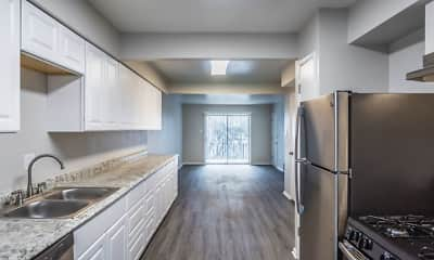 Kitchen, PROSPER Riverdale, 1