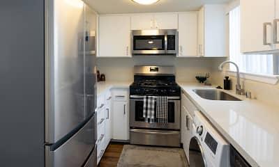 Kitchen, ReNew Park Blu, 0