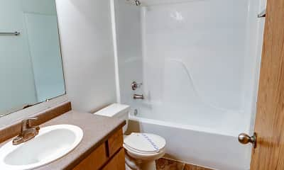 Bathroom, Triton Heights, 2