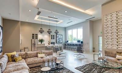Living Room, Helix at Summit Point, 1