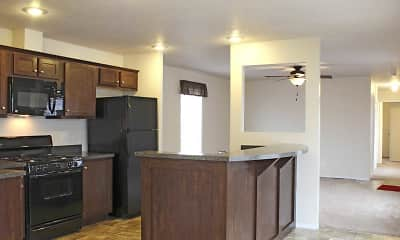 Kitchen, Creek Wood, 0