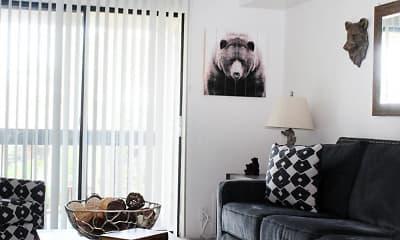Living Room, Woodhollow, 1