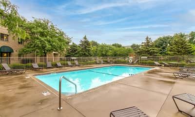 Pool, The Lexington Estates, 1