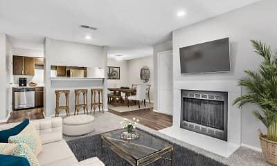 Living Room, Barrett Creek, 0