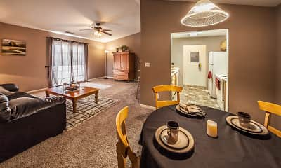 Dining Room, Barton Farms Apartments And Duplexes, 0
