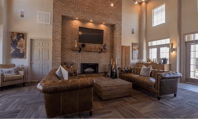 Living Room, The Remington, 1