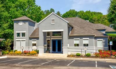 Building, University Park Student Apartments, 2