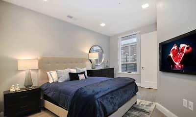 Bedroom, City Flats, 2