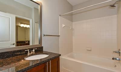 Bathroom, AMLI Lindbergh, 2