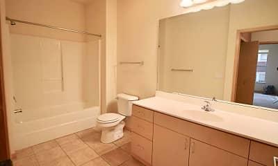 Bathroom, City Gables, 2