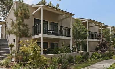Building, Covina Gardens Senior Living, 1
