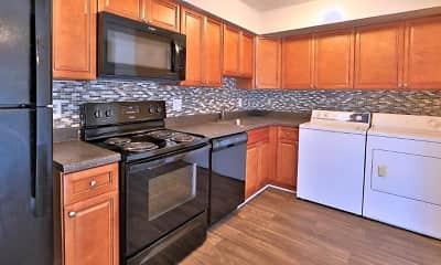 Kitchen, The Townhomes at Diamond Ridge, 0