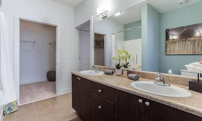 Bathroom, Skyline ATL, 2